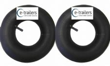 2 x NEXEN INNER TUBES FOR 5.00-10 500x10 & 4.50-10 TRAILER TYRE 154329 29800112